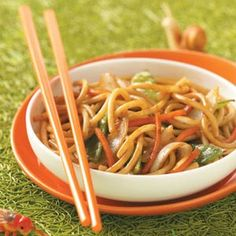 Worm Salad Recipe from Taste of Home