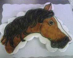 Horse Cupcake Cake Ideas | Cupcake Horse Cake