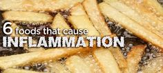 Chronic inflammation has been linked to many illnesses, so skipping these foods may improve your health. #food #health