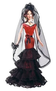Dolls of the World Spain Barbie