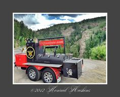 Gunnison Colorado with the BBQ Institute Gator Pit