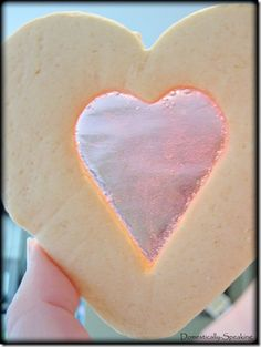 Valentine's Cookie and Candy… In One!