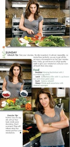 Jillian's Metabolism-Boosting Weekly Plan (3)