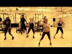 Tracy Anderson 45min cardio Part 2/3