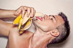 come eat my banana