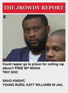 IS Rapper TINY DOO g
