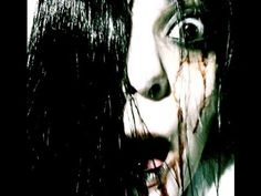 The Scariest 'ghoul' makeup tutorial by Krystle Tips