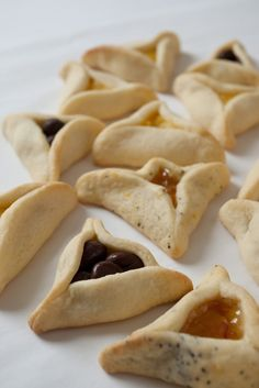 Lemon Hamantashen