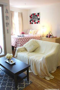 Home Decor with Pretti Please blog - home decor and college decor #home