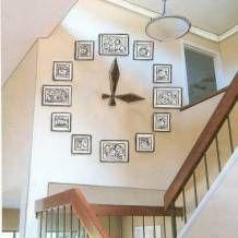 interesting wall clock