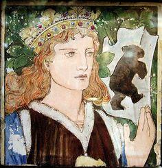 Tile - William Morris by Kotomicreations, via Flickr