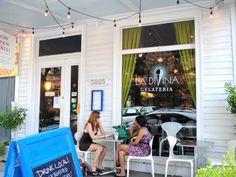 la divinia gelateria, new orleans