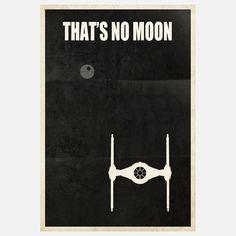 That's No Moon - #starwars #fanart