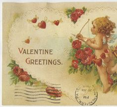 Valentine Greetings :: Archives & Special Collections Digital Images :: 1988