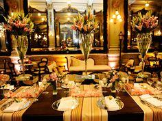 Casamento em rosa e marrom: dupla compõe diferentes estilos de decoração - Notícias - Noivas GNT - http://gnt.globo.com/noivas/noticias/Casamento-em-rosa-e-marrom--dupla-compoe-diferentes-estilos-de-decoracao.shtml