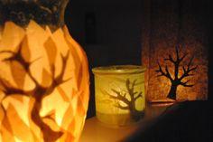 Moses and the Burning Bush Luminaries--Sunday school craft  DIY Tutorial