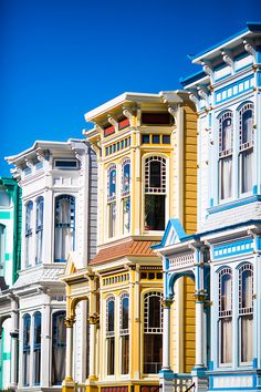 Mission District; SF