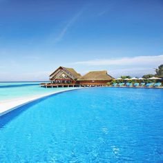 Anantara Dhigu Resort & Spa—Male, Maldives. #Jetsetter