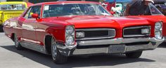 1966 Pontiac Grand Prix - Lowered - Front Angle    Image Copyright Serious Wheels