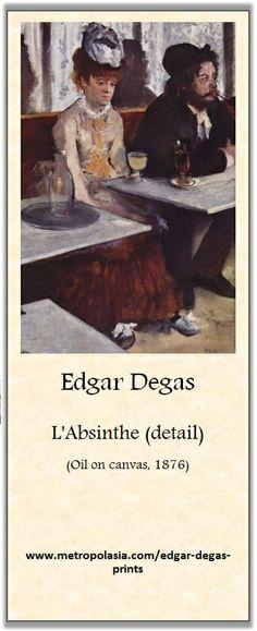 degas absinthe essay
