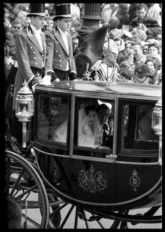 Princess Margaret's 1960 Wedding