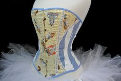 Storybook Alice Classic Alice in Wonderland by MadToppingsCorsetry, $119.00