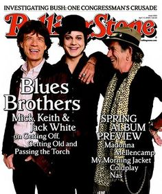 Keith Richards Talks Recording With Jack White