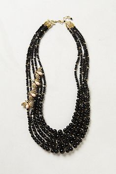 Gilded Wings Necklace   #anthropologie #anthrofave