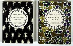Illustrator Leanne Shapton has designed a lovely series of patterned covers for new editions of Jane Austen's by Vintage Classics