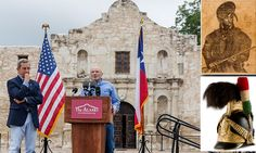 Phil Collins donates personal collection of Alamo artifacts to Texas #DailyMail