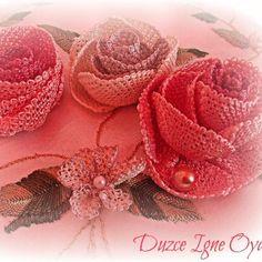 """Turkish Lace """"oya"""""""