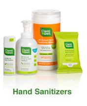 Clean Well Hand Sanitizers. Proudly made in the USA!  #crueltyfree #noanimaltesting