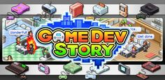 Game Dev Story - Kairosoft make some of the most addictive games out there, this is one of them! dev stori, free app, game dev, mobil, video games, game industri, android game, stori apk, android app