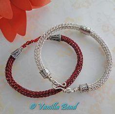 viking knit  | Viking Knit ... by Vanilla Bead | Jewelry Pattern