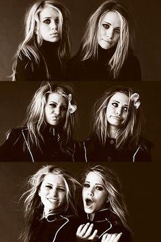 MaryKate and Ashley Olsen