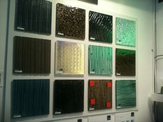 Float Glass Design surface design show