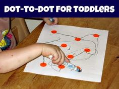 Dot-to-Dot for Toddlers