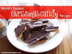 Christmas Candy Recipe
