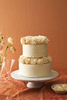 Dahlia Cake Crown by Signe Sugar