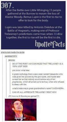 Rowling did it again!!