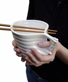 Tofu Udon Noodle Bowl