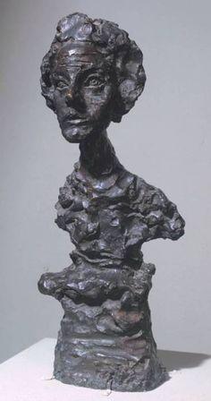 Alberto Giacometti (1901-1966) Annette IV