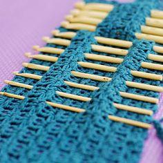 crochet hook case.
