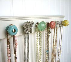 Necklace Display Jewelry Rack