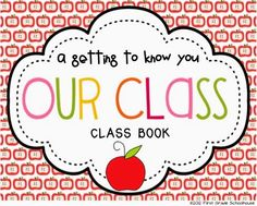Getting to Know You Class Book #ClassroomFreebies