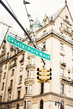 Central Park West, NY