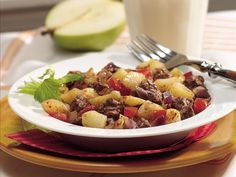 Hamburger Hash Skillet Supper - sounds so wrong and yet so right...