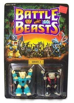 Battle Beasts 2-Pack