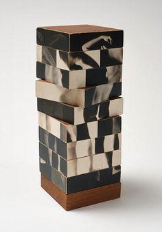 Robert Heinecken, Fractured figure sections (1967)