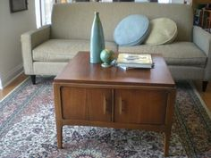 Lane Danish Modern Coffee Table. $295.00, via Etsy.